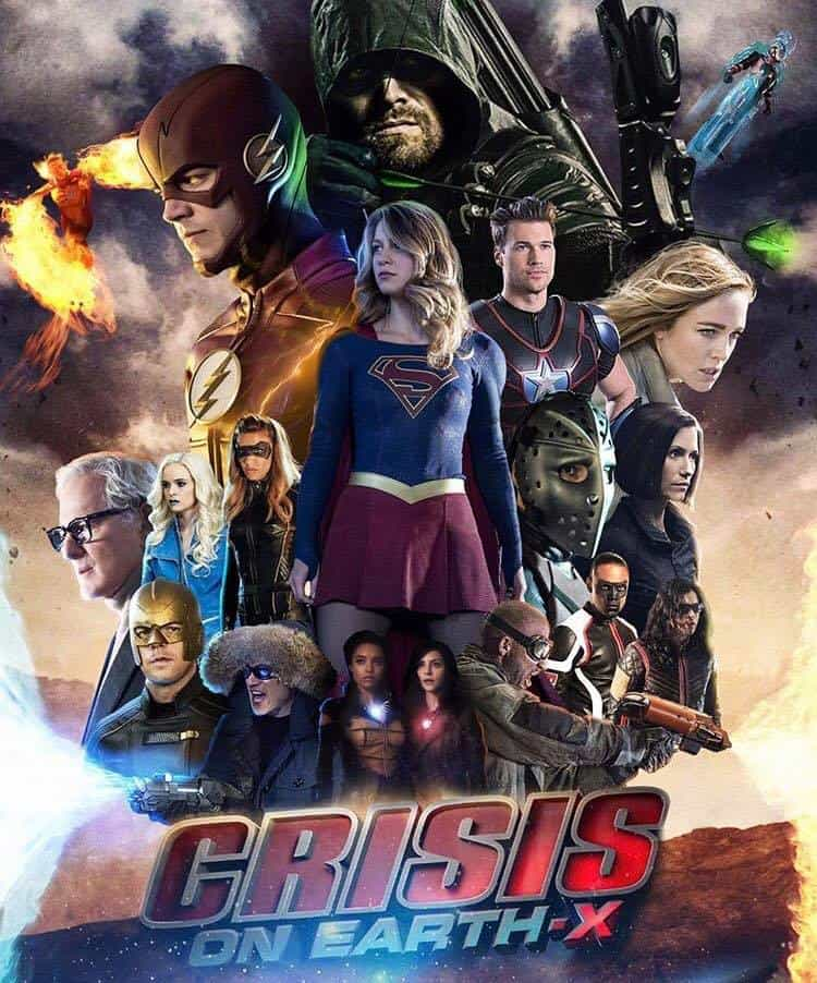 crisis on earth x part 1 full episode free
