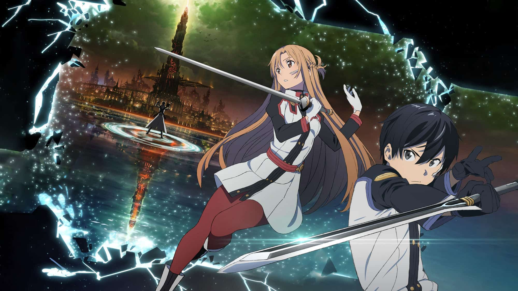 Sao Rath resurrection of the black swordsman – sword art online: ordinal