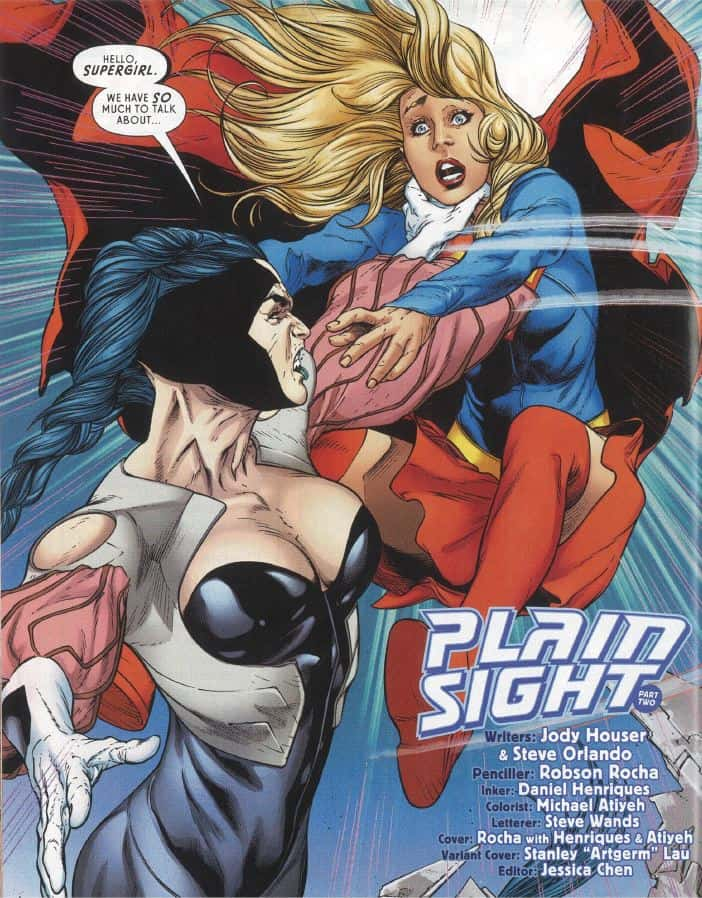 Supergirl 16_page 20
