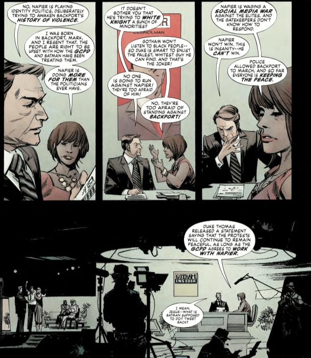 The Rise Of Neo-Joker (Batman: White Knight #4 Comic