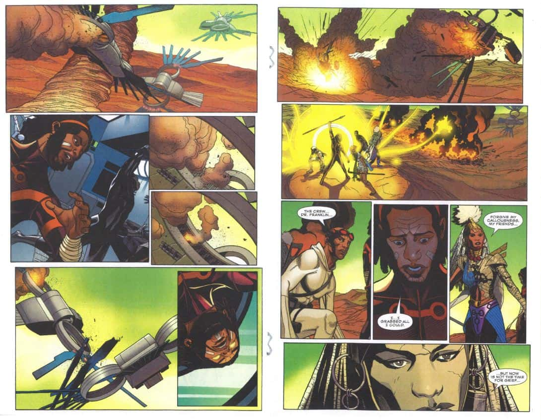 Black Panther 168_pages 10 and 11