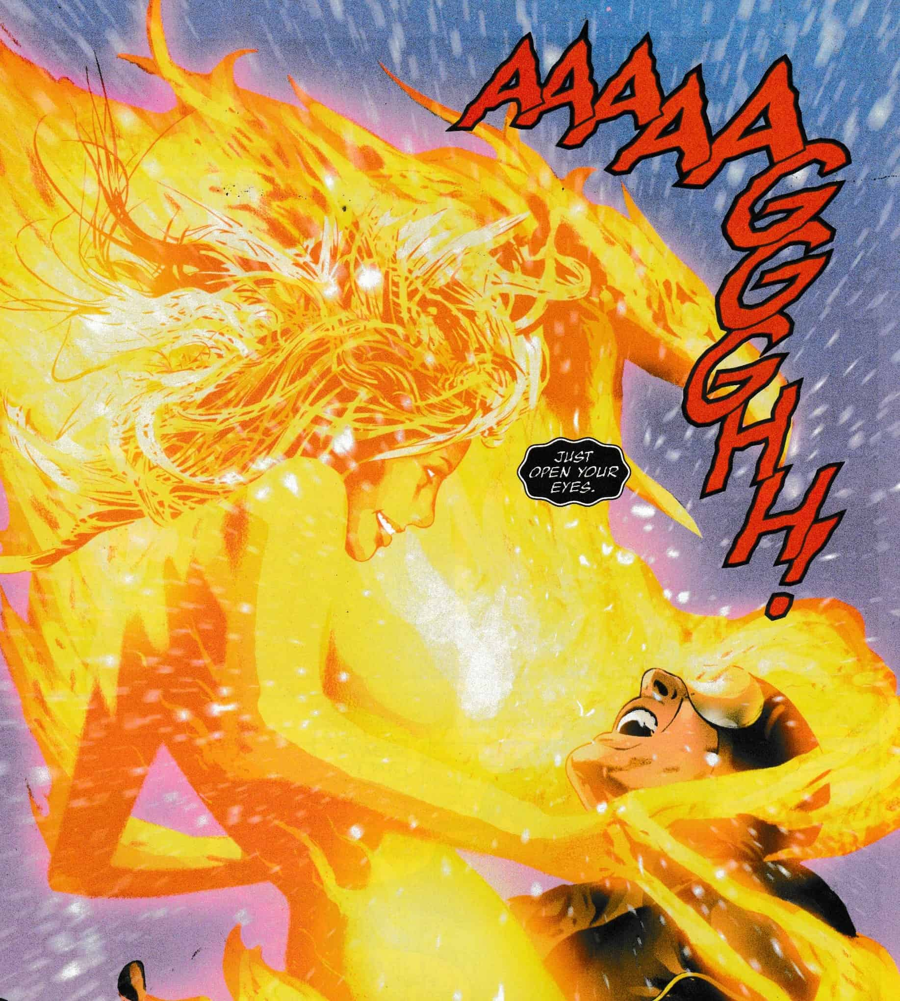 Phoenix vs Cyclops
