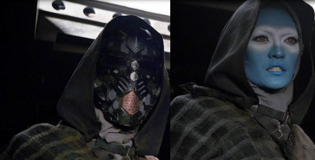 sinara masked 2