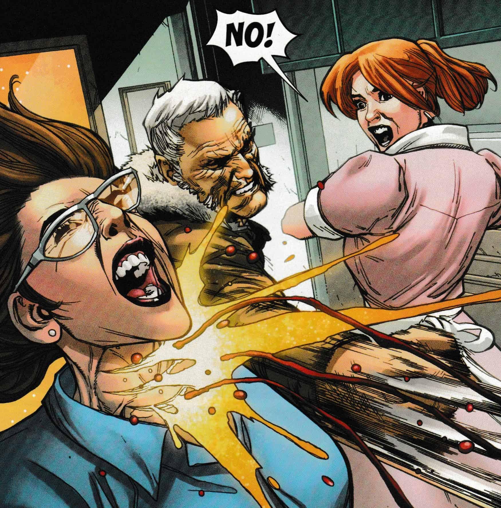 Logan vs Annie