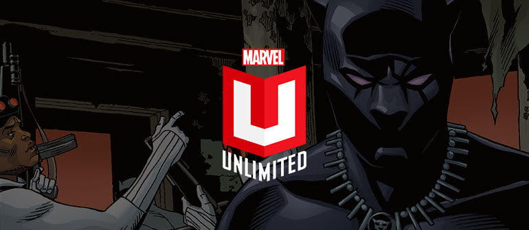 breaking news marvel unlimited join today for 5 a month comic