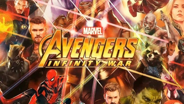 BREAKING NEWS: COUNTDOWN TO AVENGERS: INFINITY WAR & THE