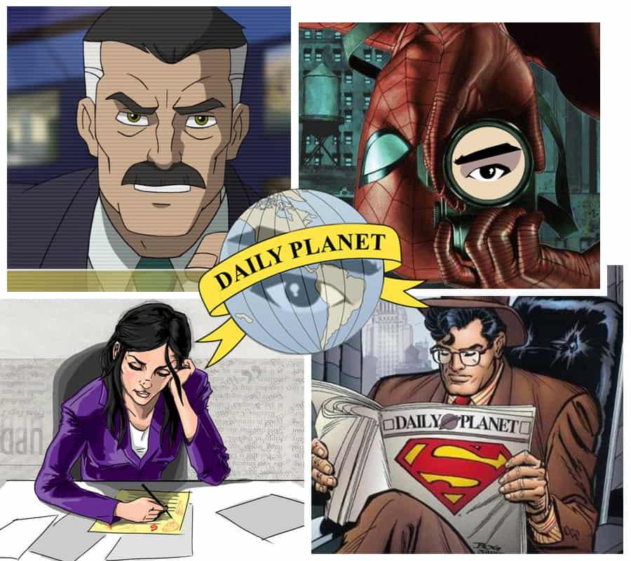 Comic Watch General News