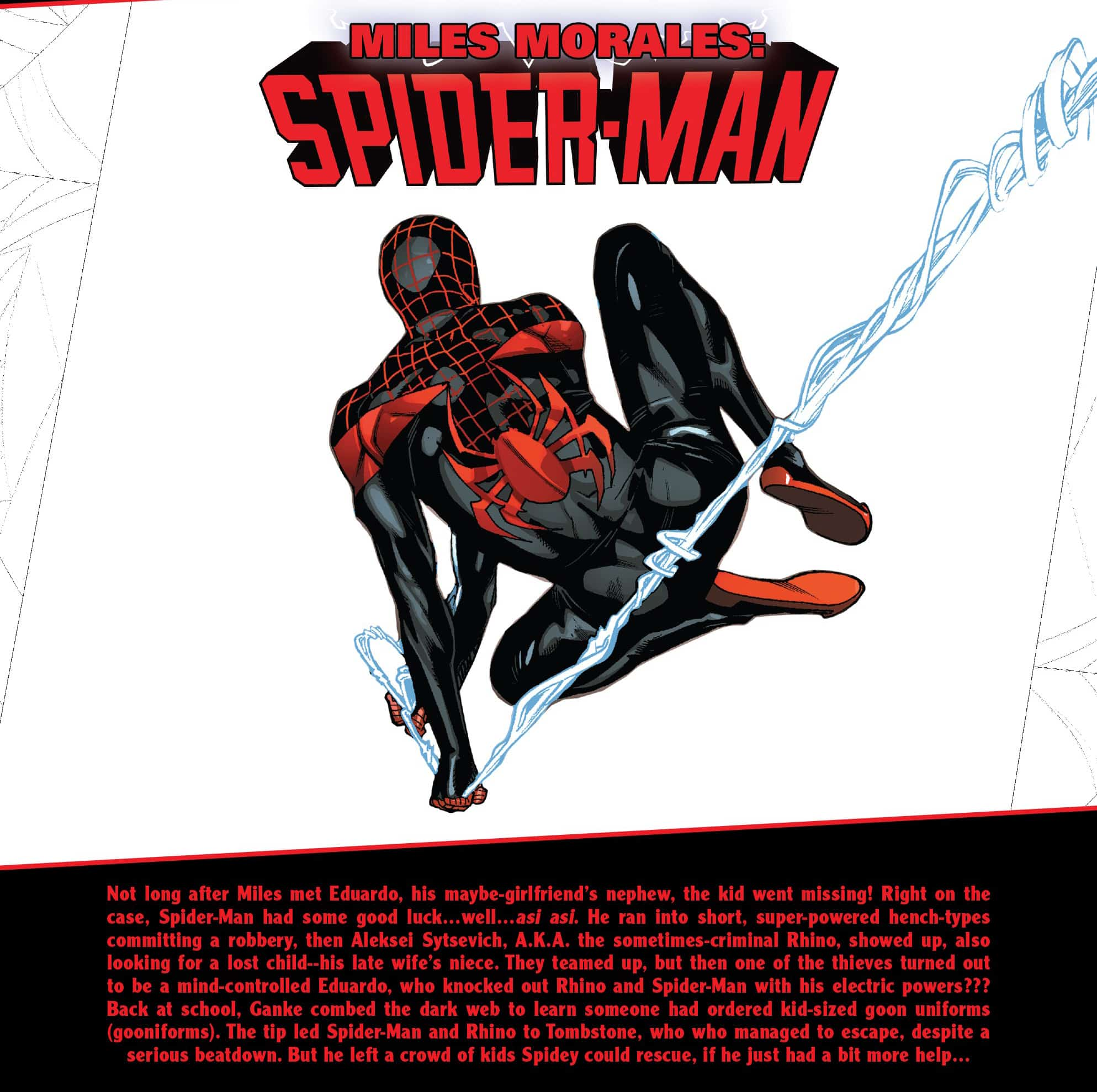 Miles Morales Spider-Man #3: When In Doubt, Use Rhino
