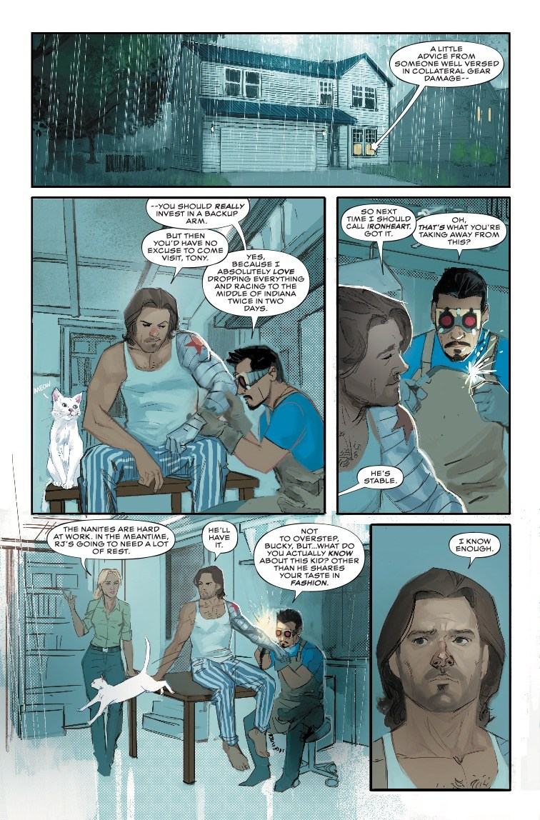 SNEAK PEEK: Preview Marvel's Winter Soldier #3: What's in