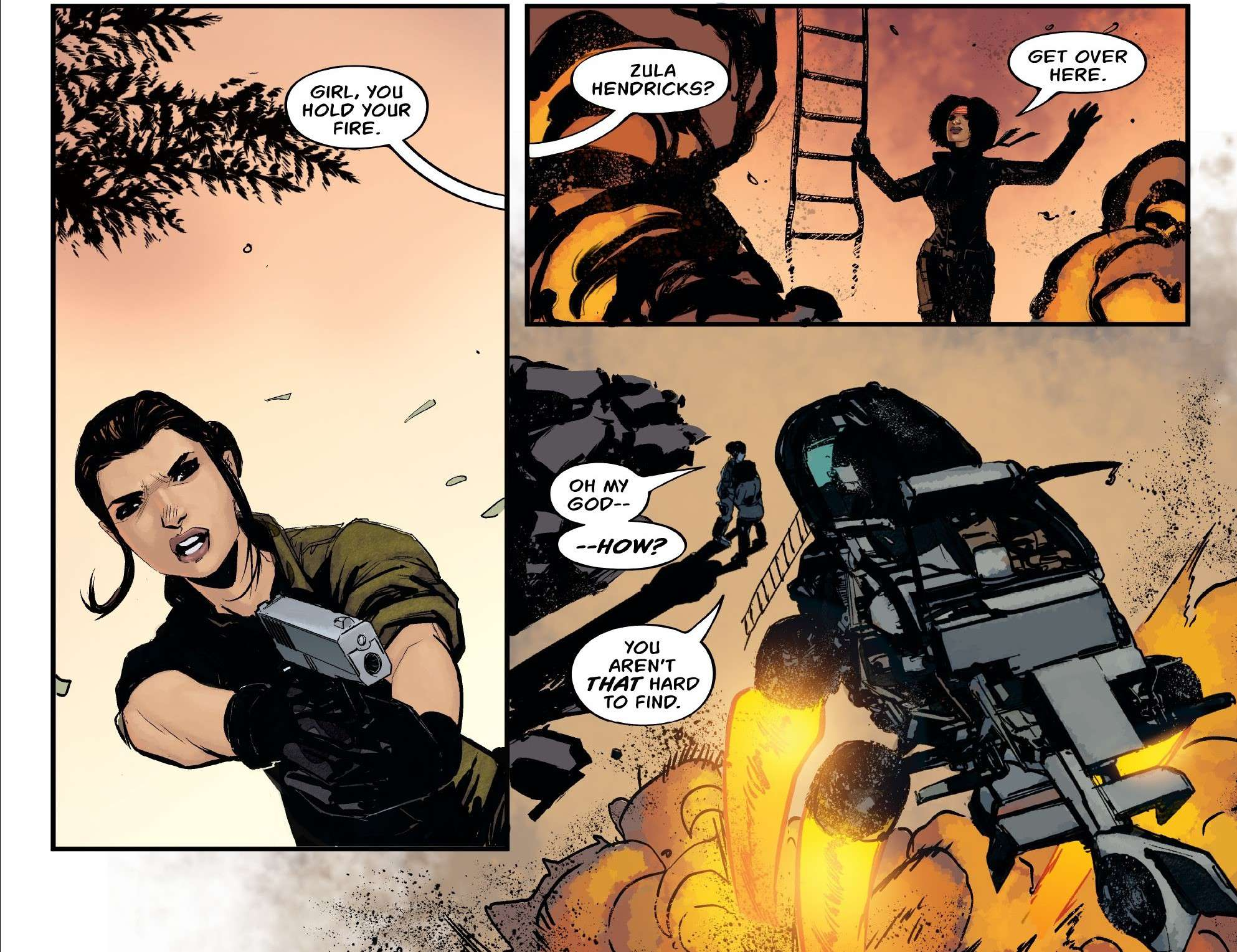 Aliens: Resistance #1 Like Mother Like Daughter - Comic Watch