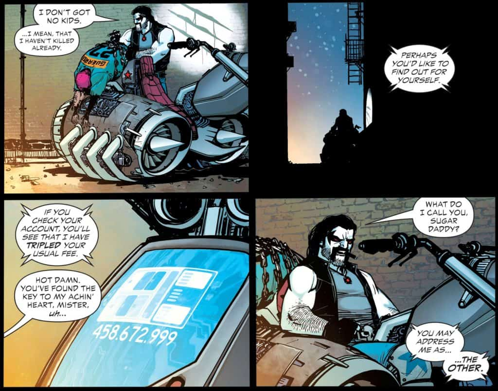 Teen Titans #31: Daddy Issues - Comic Watch