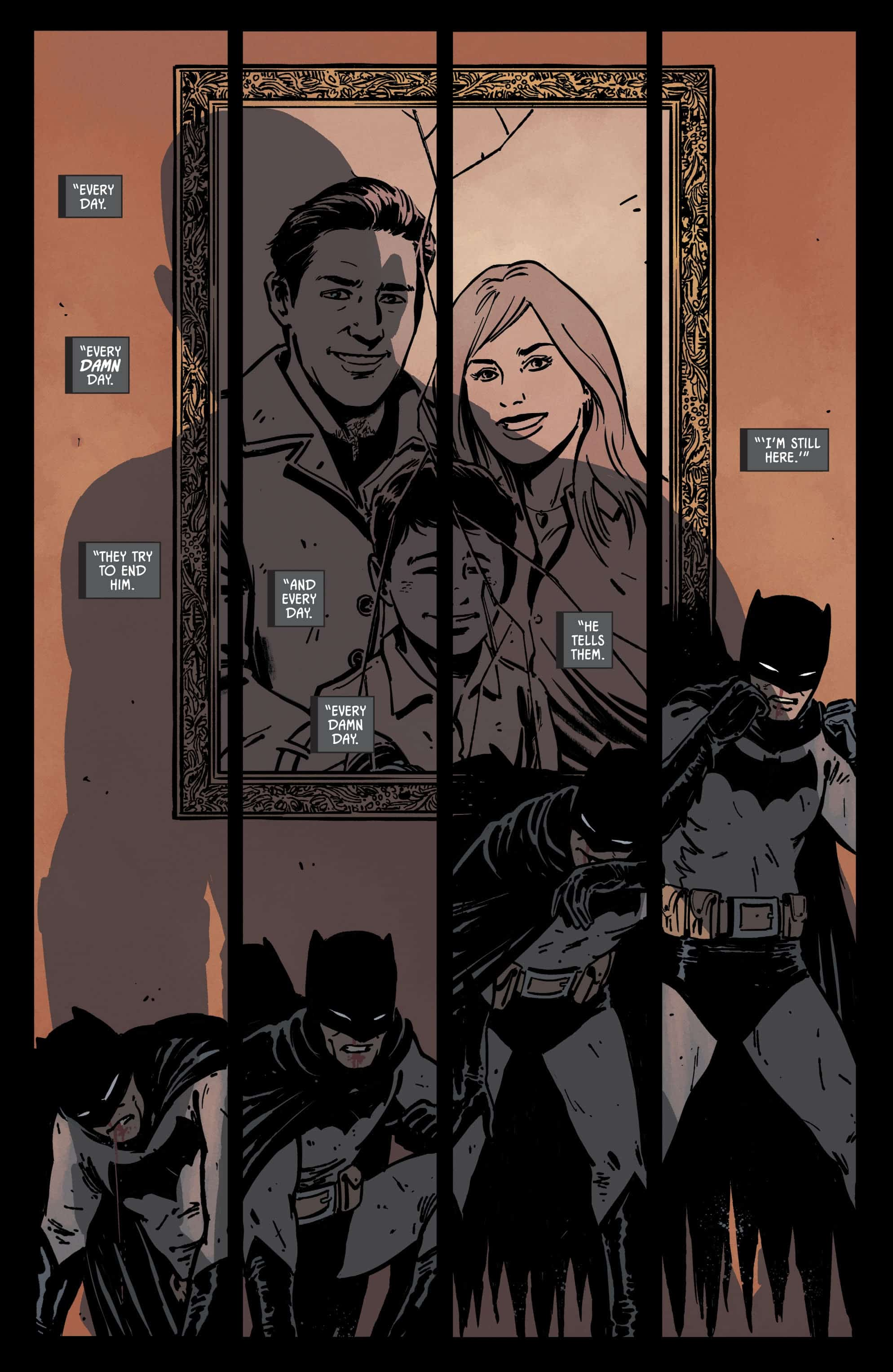 Batman #72: Sing The Old, Old Story - Comic Watch