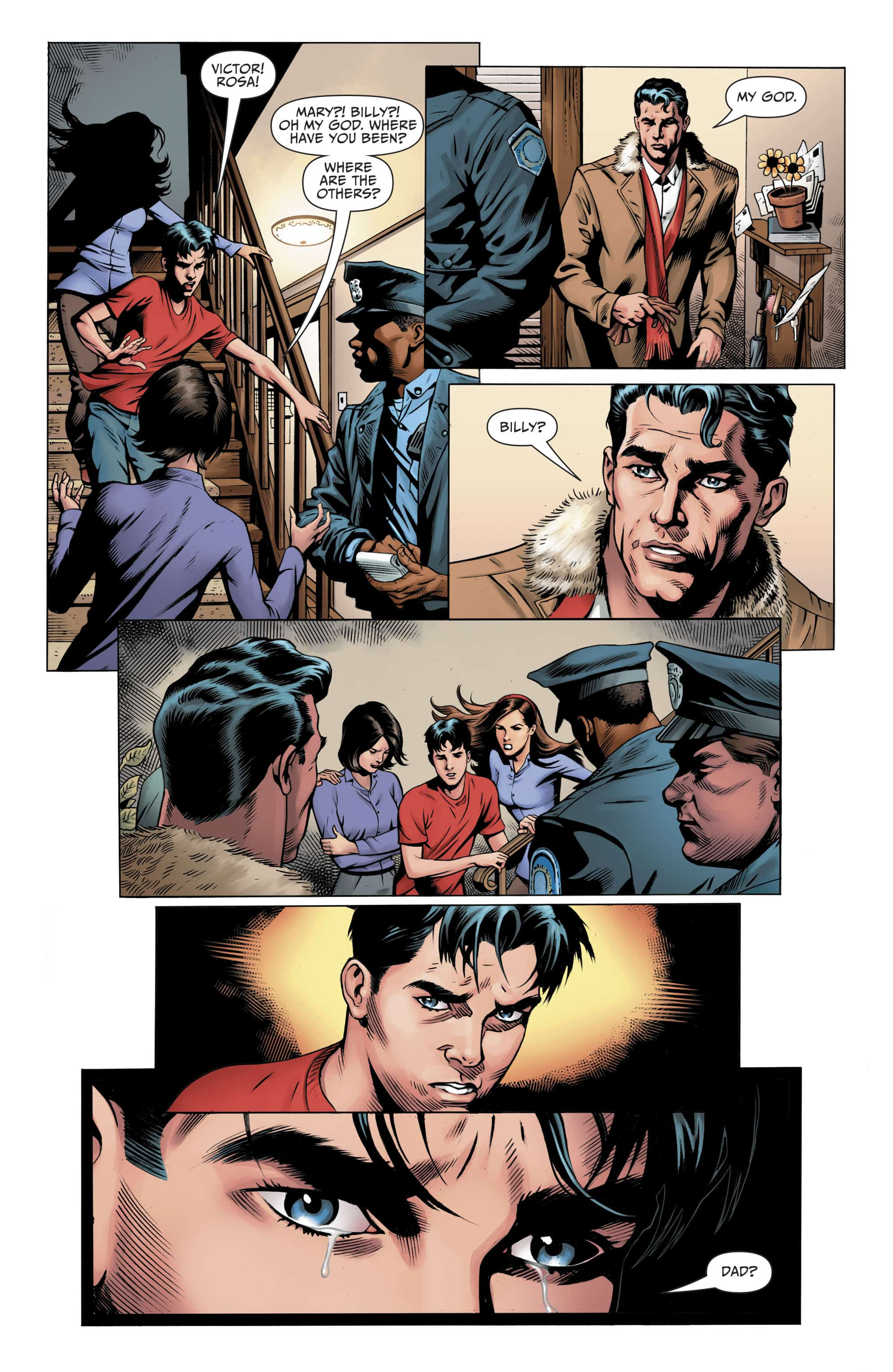 SHAZAM #6: You Are Not Alone - Comic Watch