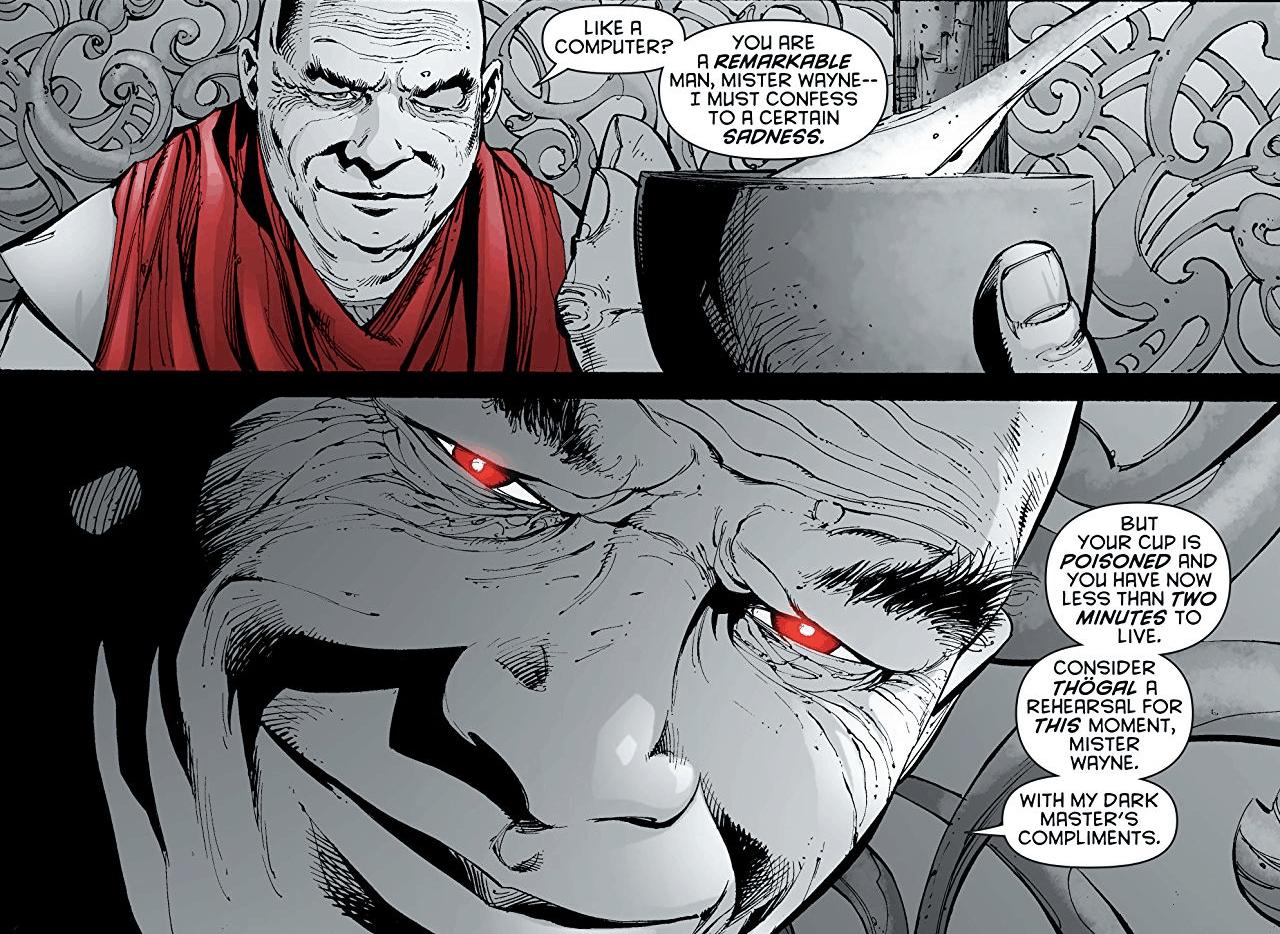 Batman RIP: A Near Perfect Batman Comic - Comic Watch