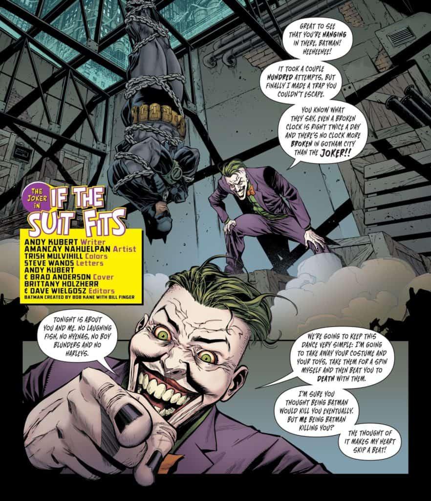 Batman Secret Files #2: That Old Gang of Mine - Comic Watch