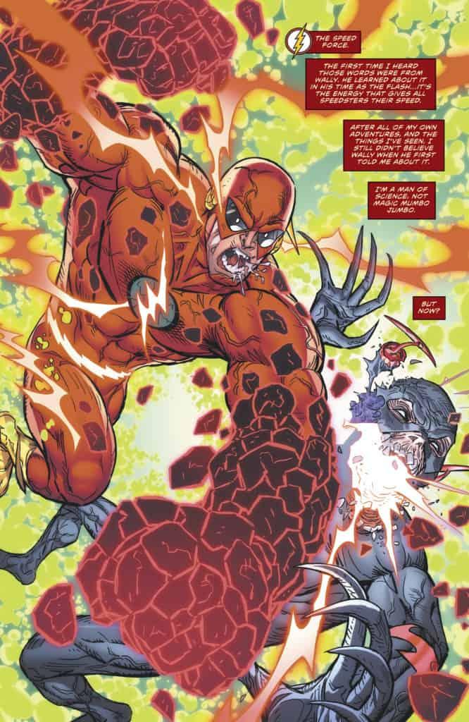 Flash 81 Death Race 2019 Comic Watch